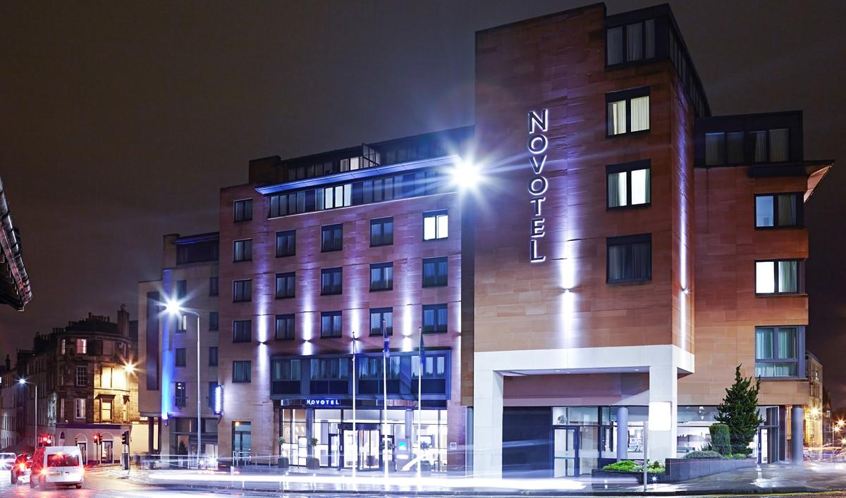 Novotel Edinburgh Centre meeting rooms
