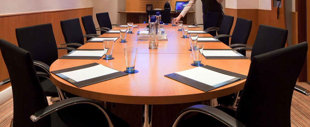 Novotel Leeds Centre meeting rooms
