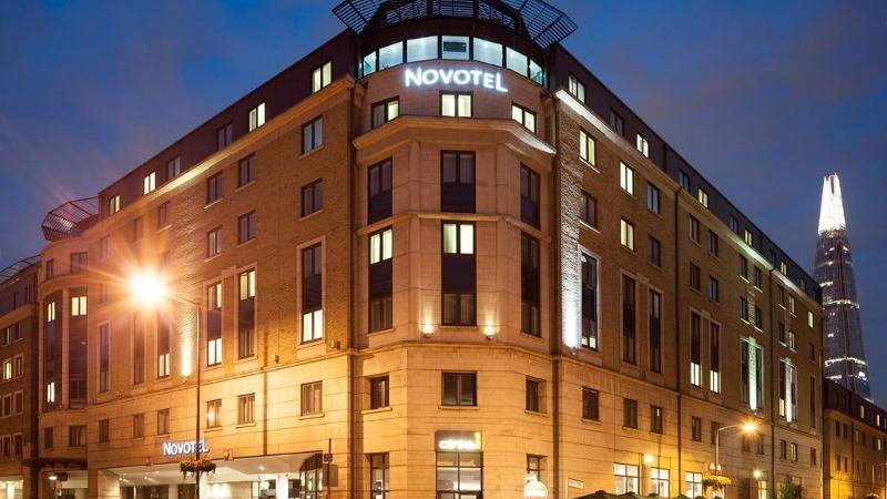Meeting Rooms at Novotel London City South, 53-61 Southwark Bridge Road, London, United Kingdom