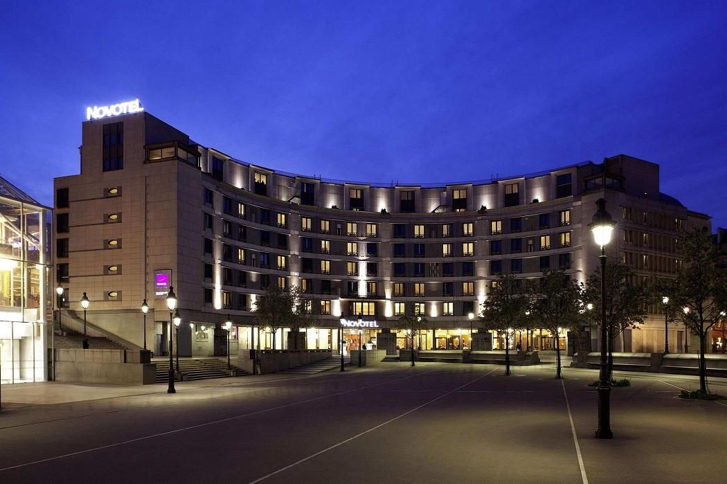 Hotel Novotel Gare De Lyon
