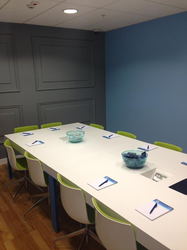 Free Meeting Rooms For Charities