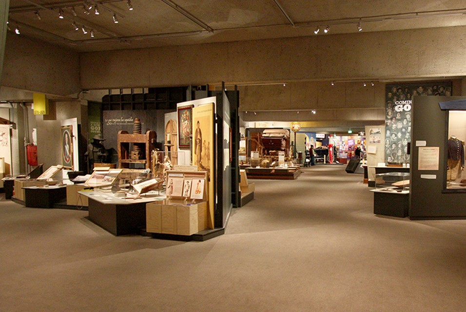 Oakland Museum of California meeting rooms