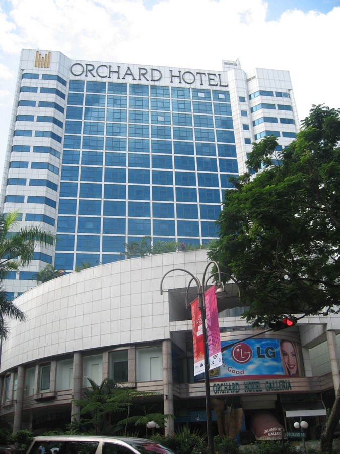pan pacific orchard how to get there