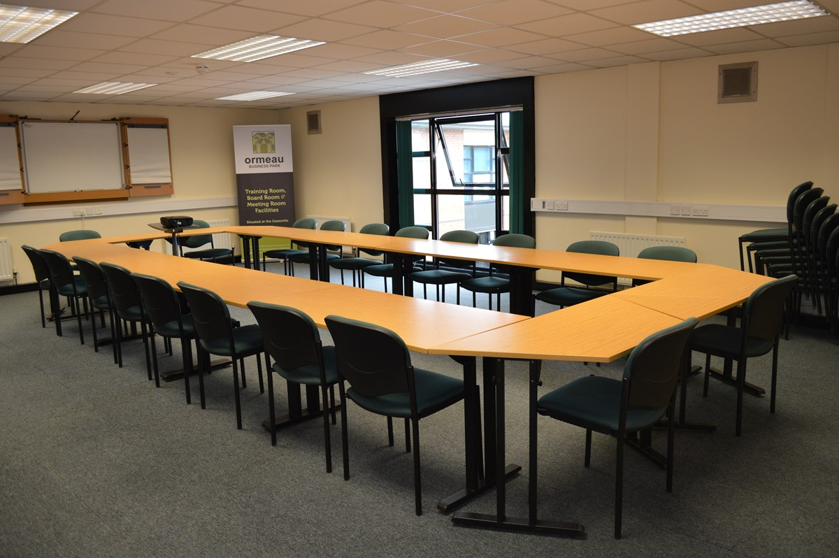 Ormeau Business Park meeting rooms