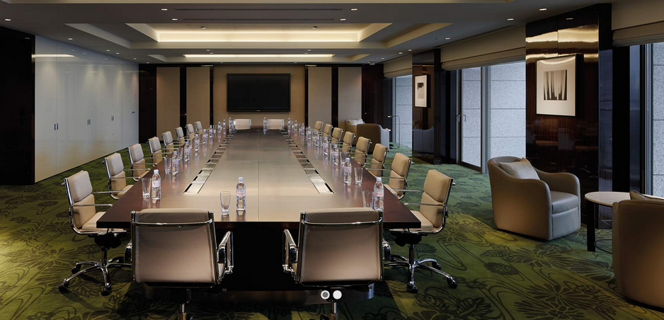 Palace Hotel meeting rooms