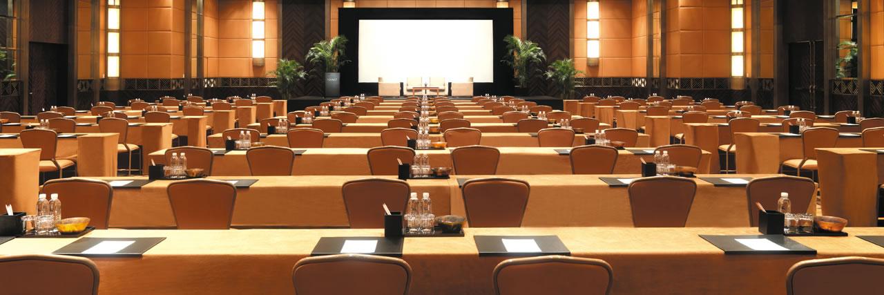 Park Hyatt Shanghai meeting rooms