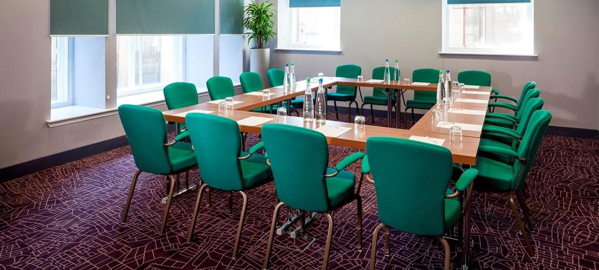 Park Inn Glasgow City Centre meeting rooms