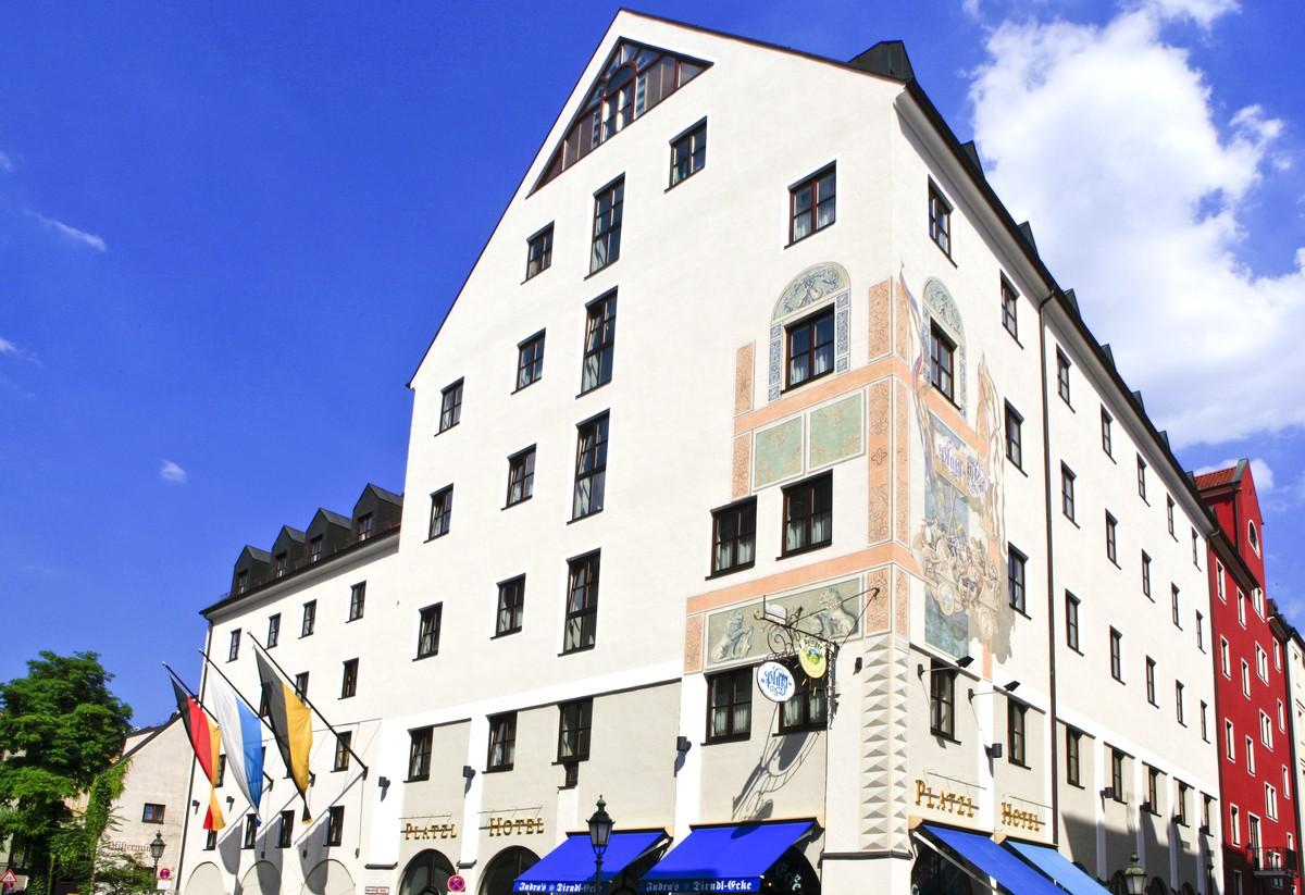 Meeting Rooms at Platzl Hotel, Sparkassenstraße 10, Munich, Germany