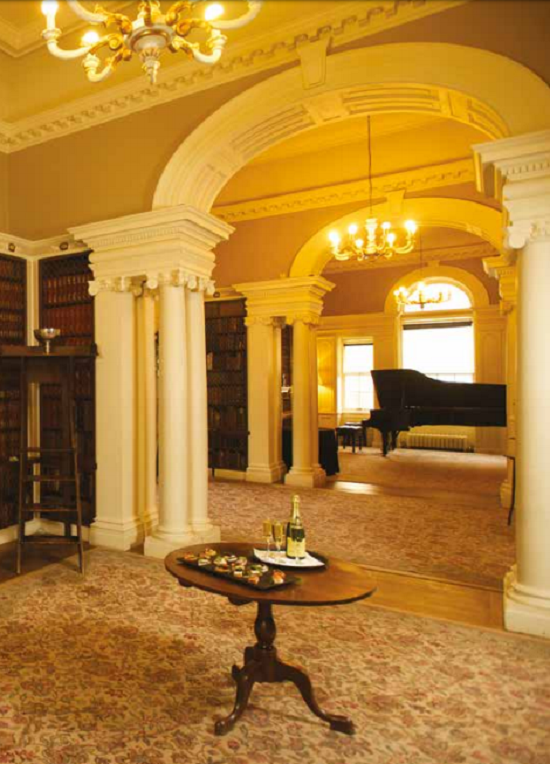 Country House Meeting Rooms Glasgow