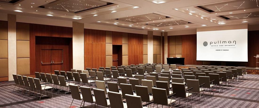 St Pancras Hotel Meeting Rooms