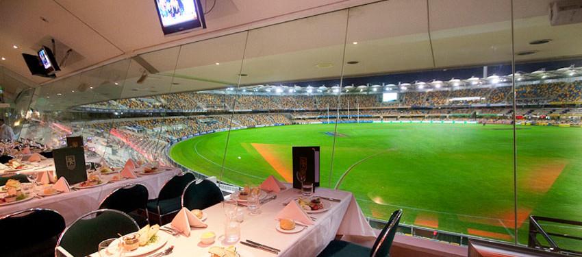 Queensland Cricketers Club meeting rooms