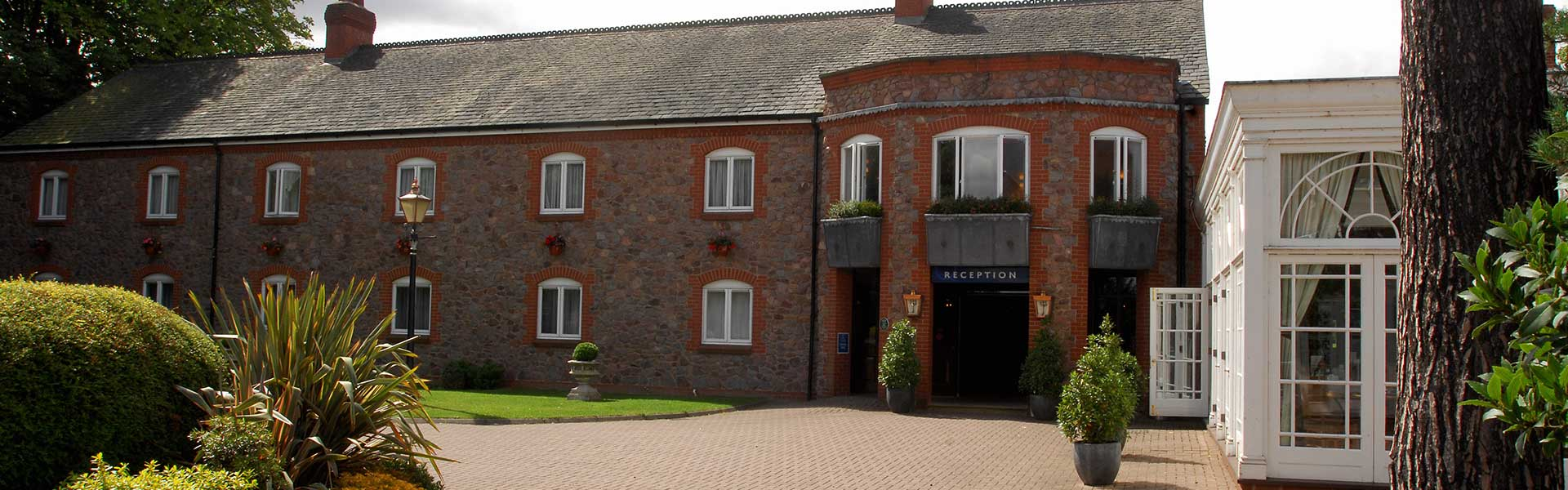 Quorn Country Hotel meeting rooms
