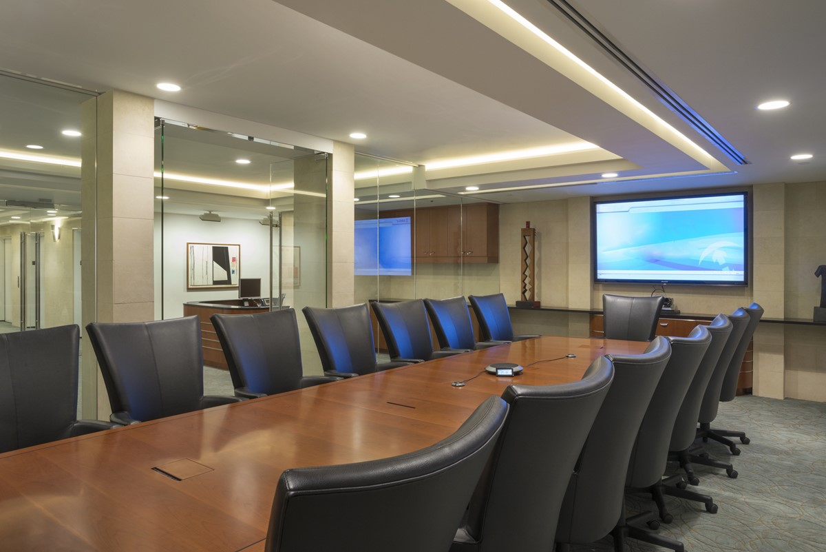 Meeting Rooms at RGBC 45 Rockefeller Plaza , Rockefeller Group ...