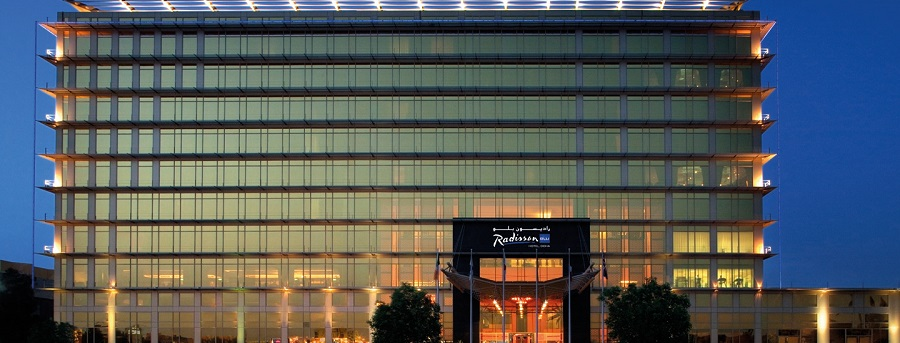 Radisson Blu Doha meeting rooms