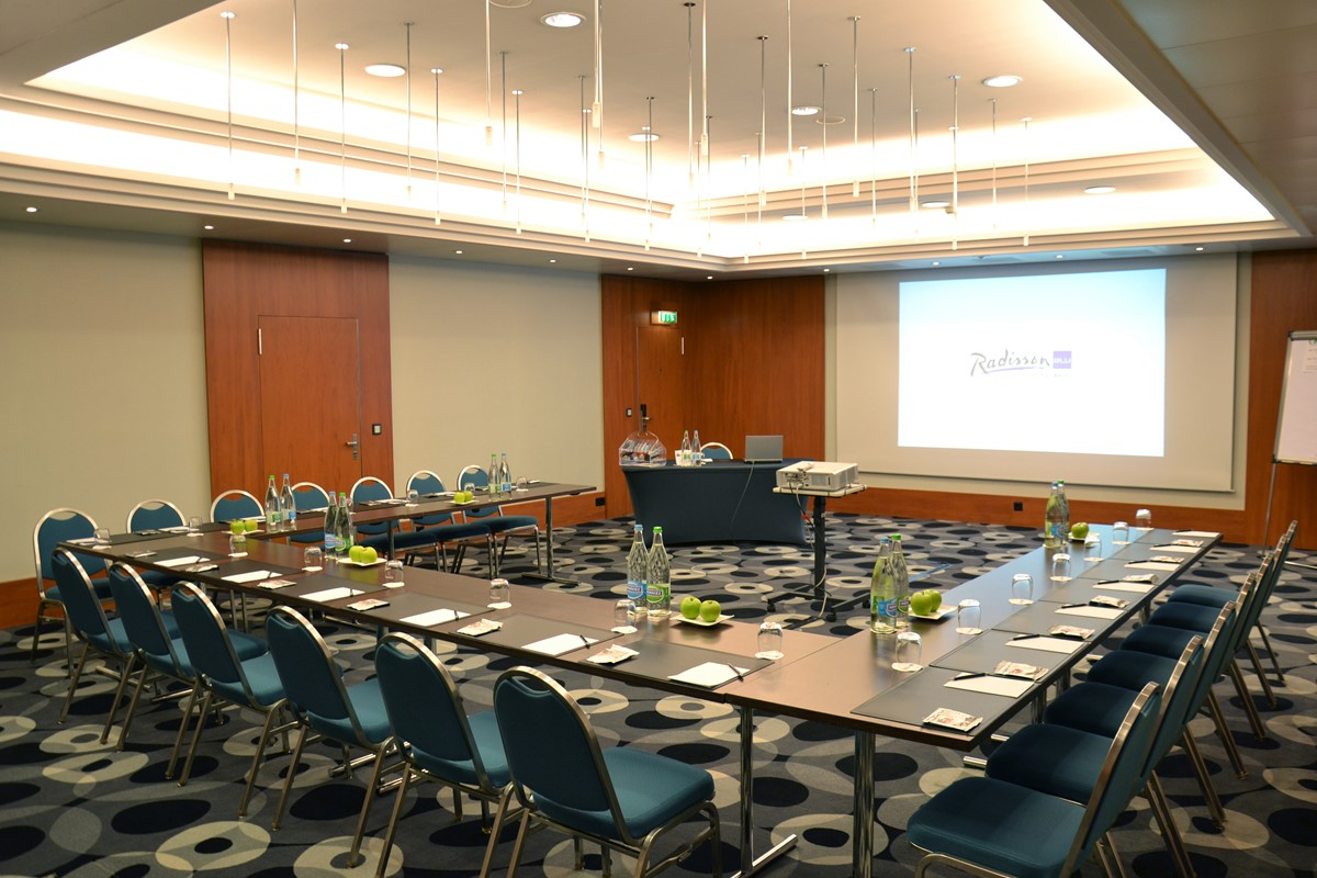 Meeting Rooms At Radisson Blu Hotel Basel