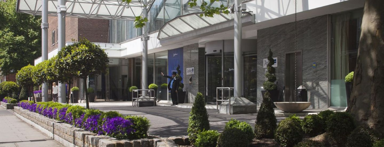 Radisson Blu Portman Hotel meeting rooms