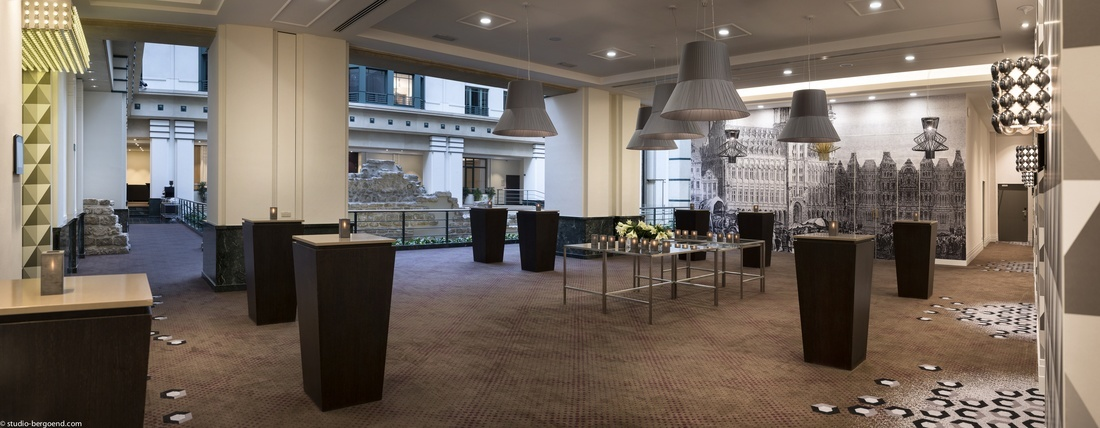 Radisson Blu Royal Hotel Brussels meeting rooms