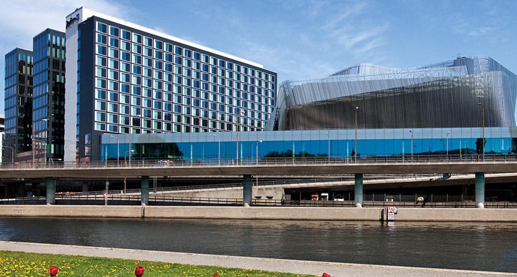 Radisson Blu Waterfront Hotel meeting rooms