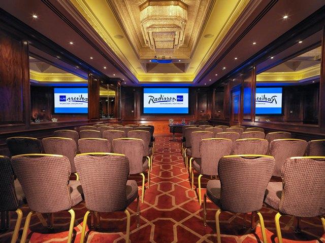 Meeting Rooms at Radisson Blu Edwardian Heathrow, Radisson Blu Edwardian, Heathrow, 140 Bath Rd, Harlington, United Kingdom