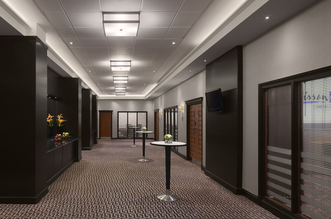 For Just 0 You Can Book The Atrium At Radisson Blu Hotel Leeds