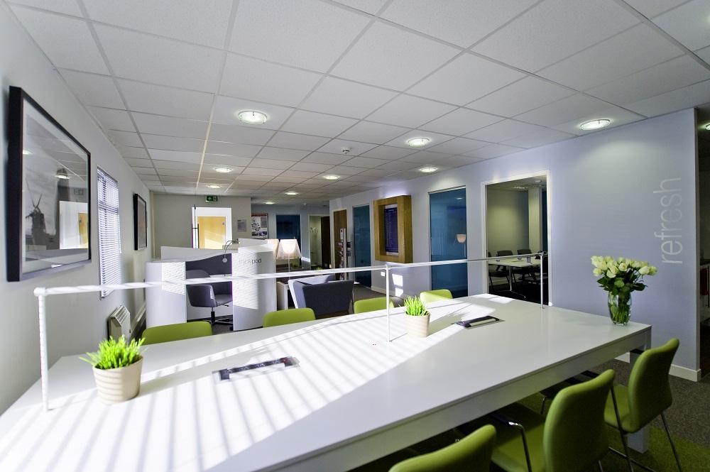Regus Birmingham Airport meeting rooms