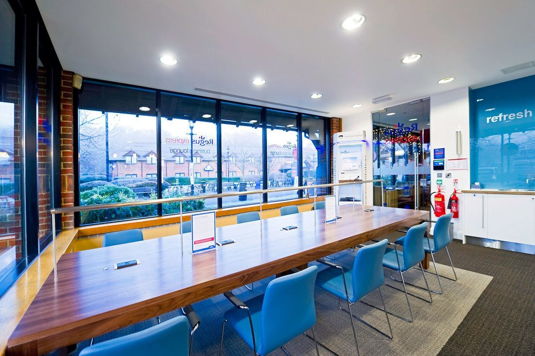 Regus Conference Rooms London