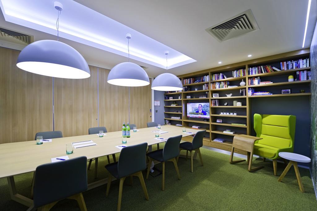 Heathrow Meeting Rooms Terminal