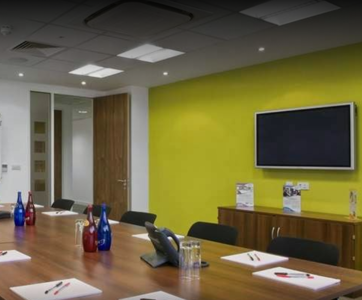 For Just 252 You Can Book The Ashbourne At Regus Harrow College Road In