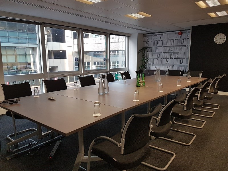 Regus Meeting Rooms Liverpool Street
