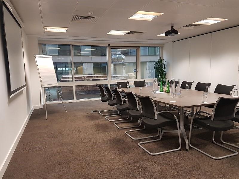Regus Meeting Rooms Liverpool Street