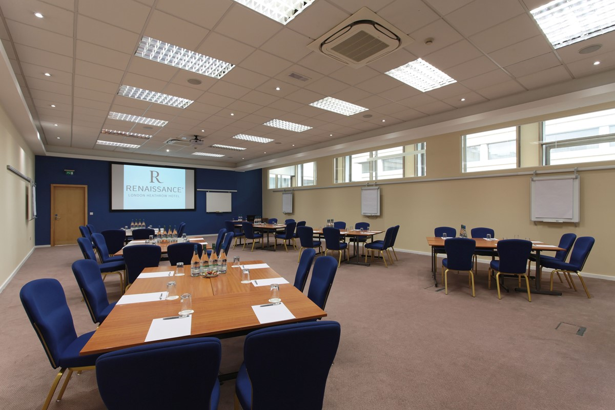 Renaissance London Heathrow Hotel London Meeting Rooms