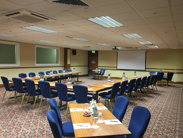 Renaissance London Heathrow Hotel Meeting Rooms