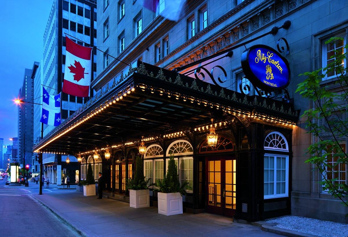 Ritz-Carlton Montreal meeting rooms