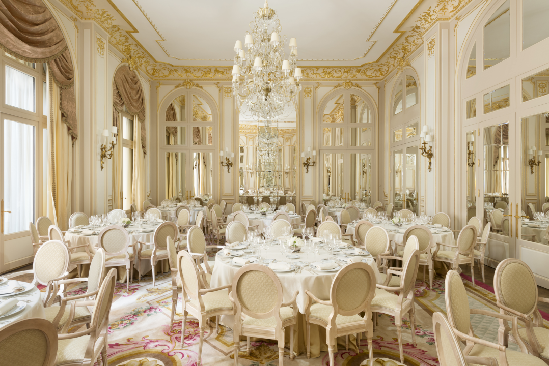 Meeting rooms at ritz paris 15 place vend me 75001 paris for Salon a paris