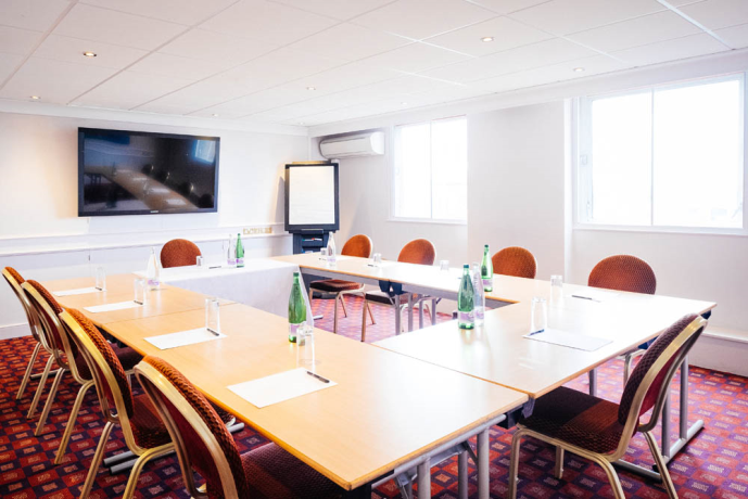 Meeting Rooms at Royal Angus Hotel, St.Chad's, Queensway, Birmingham, West Midlands B4 6HY, United Kingdom