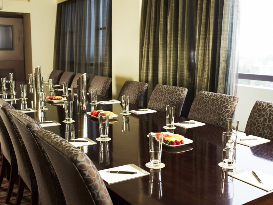 Rydges North Sydney meeting rooms