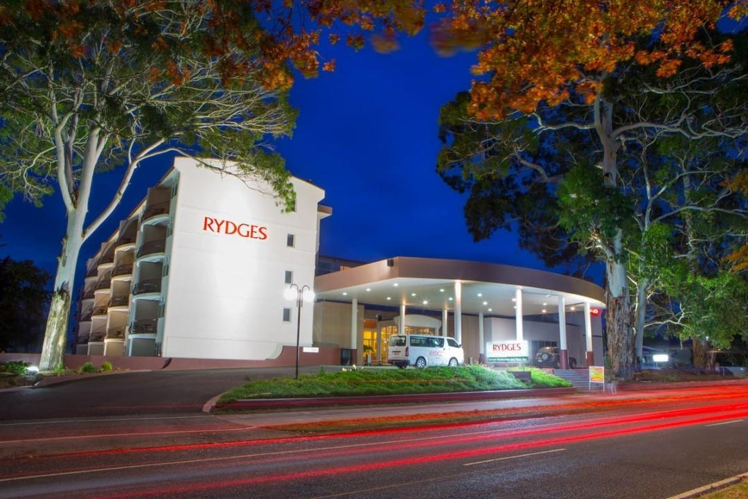 Rydges Rotorua meeting rooms