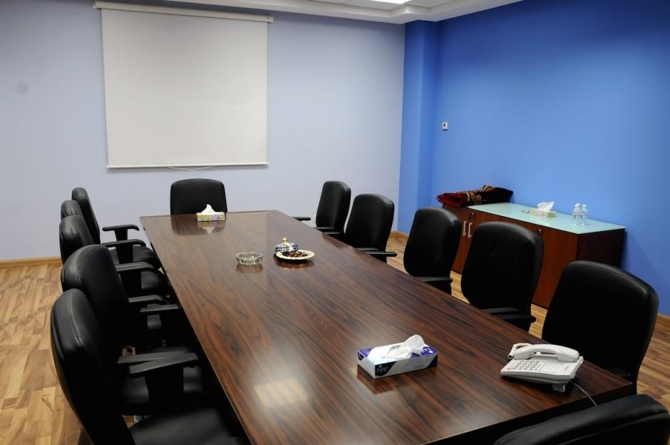 Sada Business Center meeting rooms