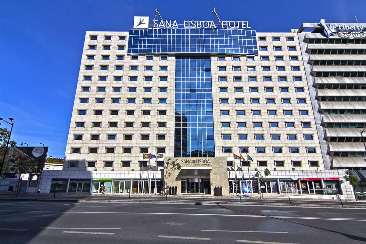 Meeting Rooms At Sana Lisboa Park Hotel Avenida Fontes Pereira De Melo 8 Lisbon Portugal Meetingsbooker