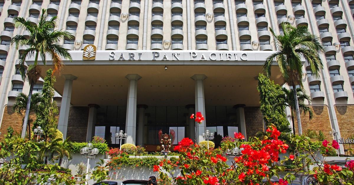 meeting rooms at sari pan pacific  sari pan pacific