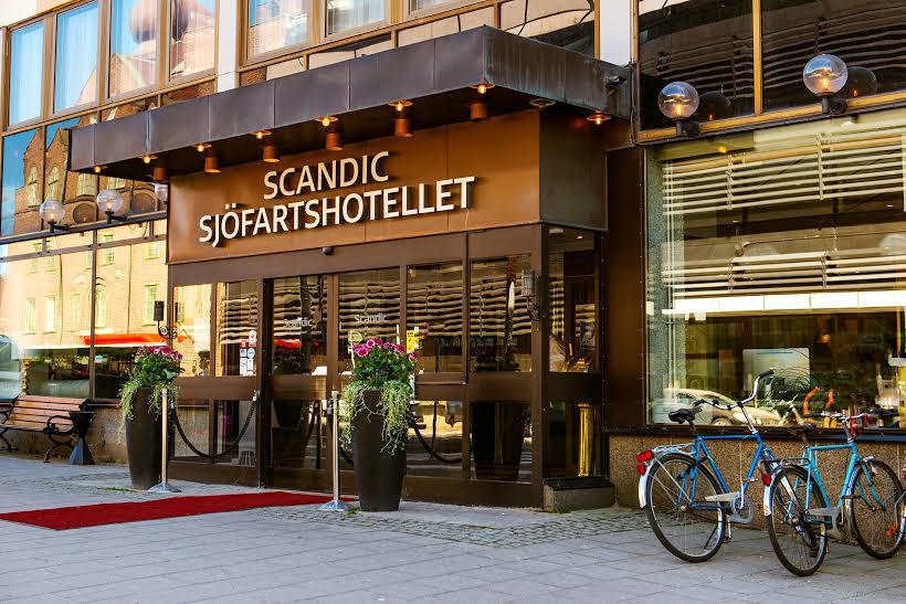 Scandic Sjofartshotellet meeting rooms