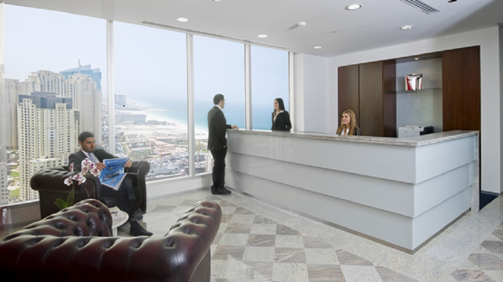 Servcorp - Habtoor Business Tower meeting rooms