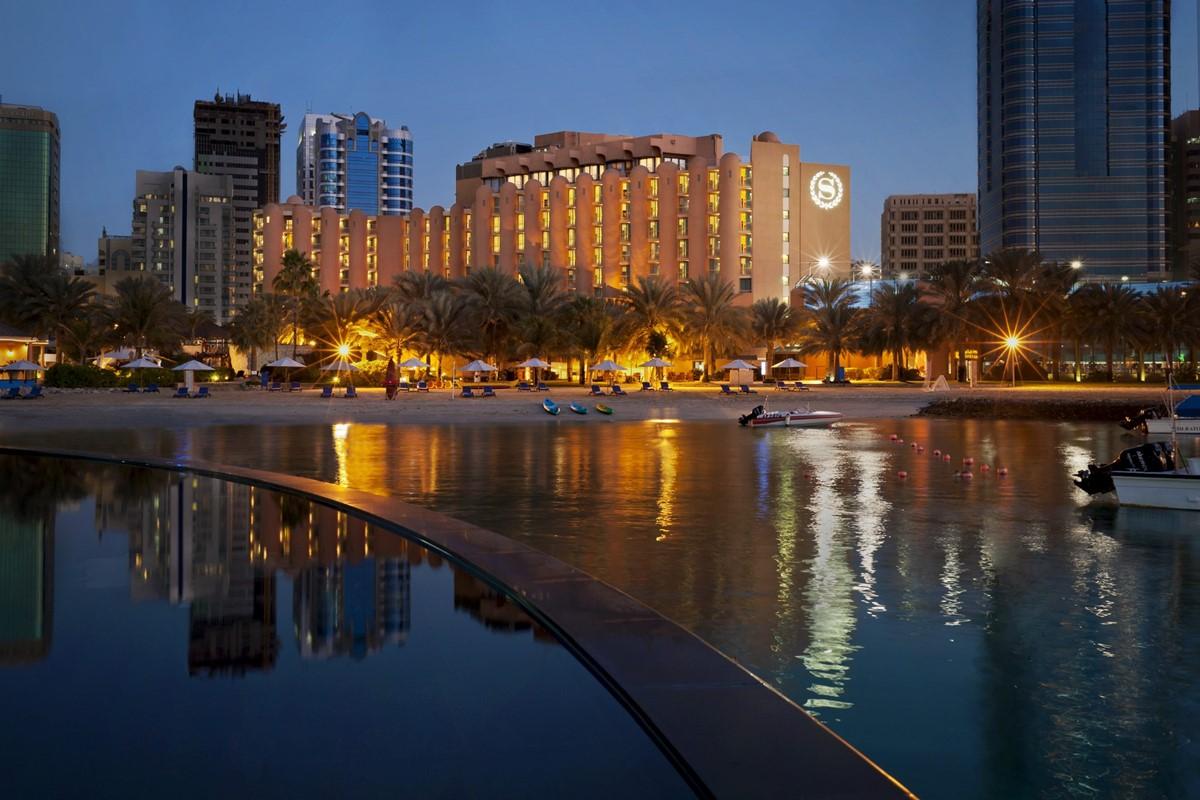 Resultado de imagem para Sheraton Abu Dhabi Hotel & Resort