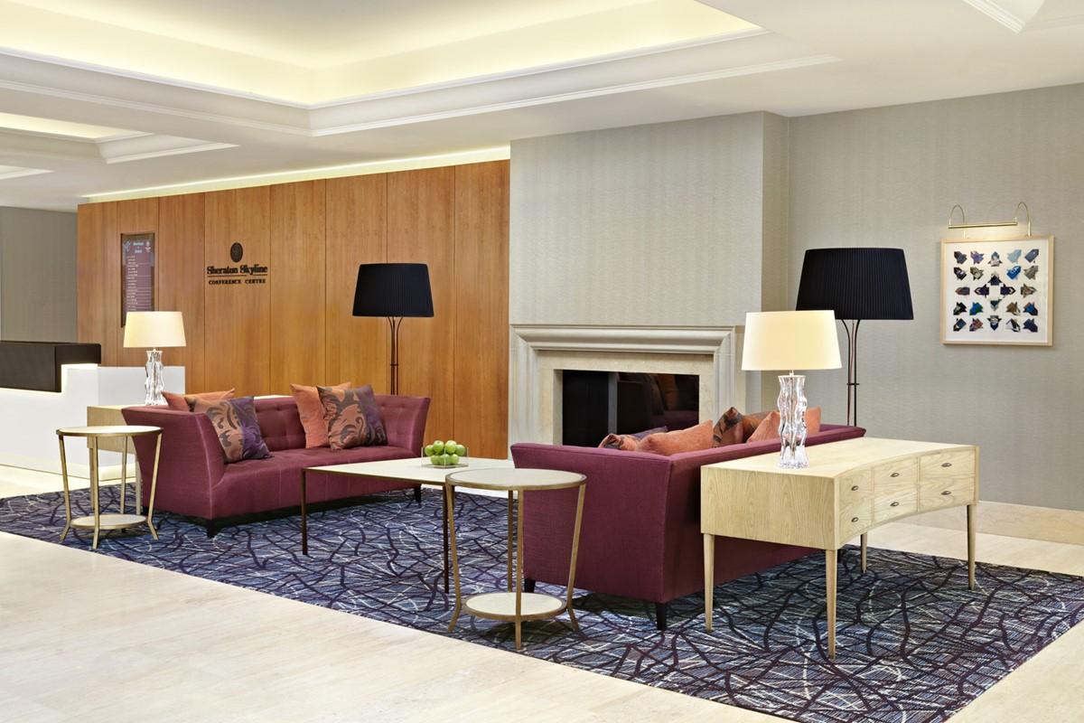 Sheraton London Meeting Rooms