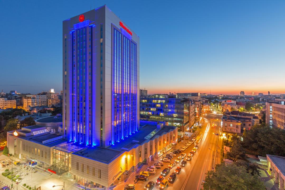Sheraton Bucharest Hotel meeting rooms