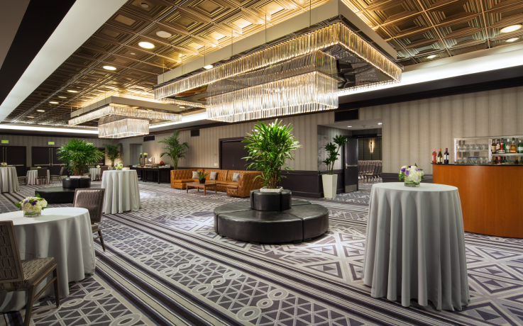 Meeting Rooms at Sheraton Grand Los Angeles, 711 S Hope St, Los ...