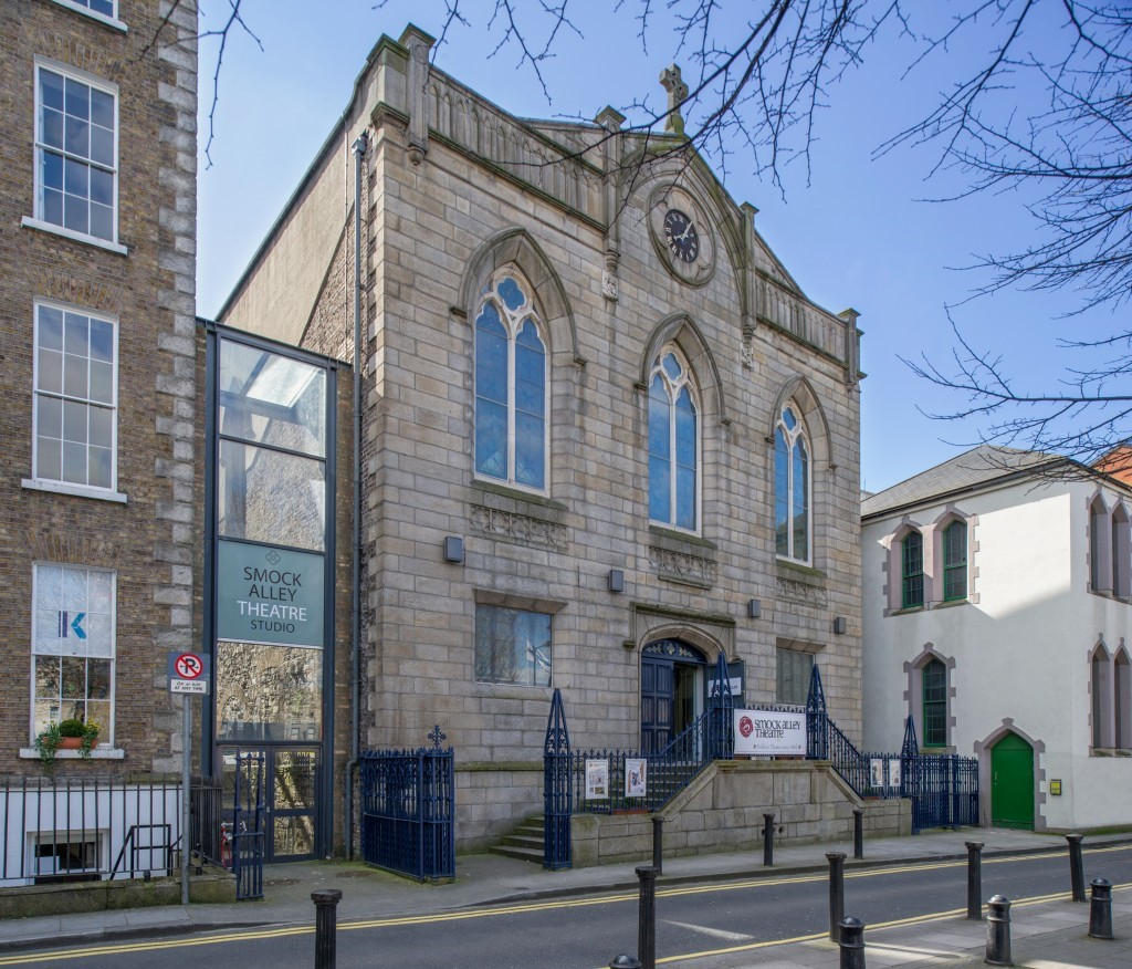 Smock Alley Theatre, 1662 meeting rooms