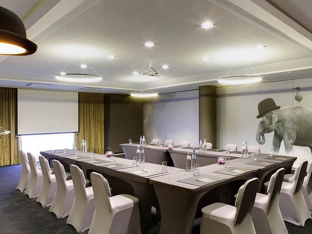 Meeting Rooms at Sofitel Brussels Le Louise, Avenue de la Toison d'Or 40, Ixelles, Belgium