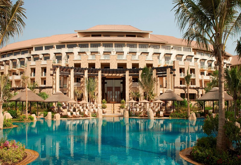 Image gallery sofitel resorts for Best hotels on the palm dubai