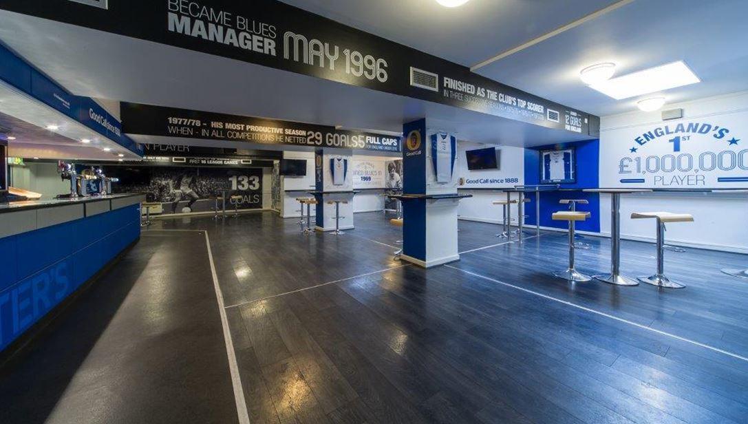 St Andrews Stadium meeting rooms